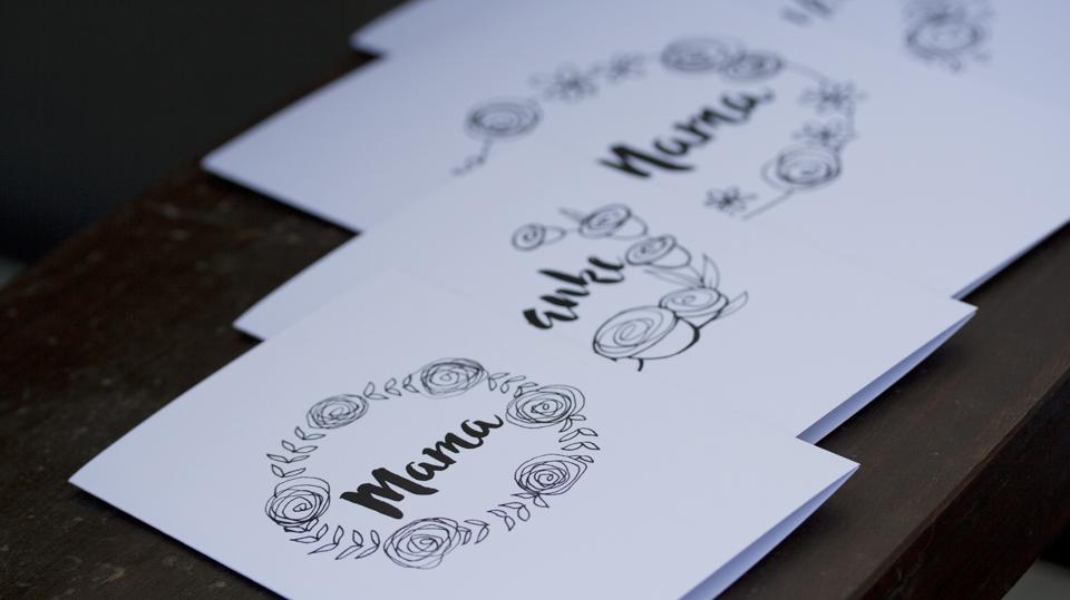 Runterladen, ausdrucken und mit ein paar lieben Worten verschenken.