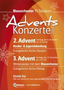 Aventskonzerte 2015